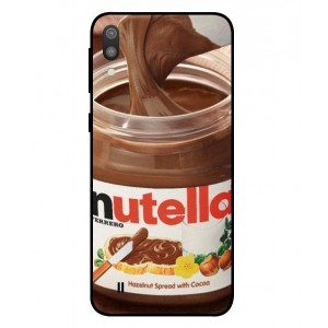 Coque De Protection Nutella Pour Samsung Galaxy M10