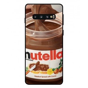 Coque De Protection Nutella Pour Samsung Galaxy S10