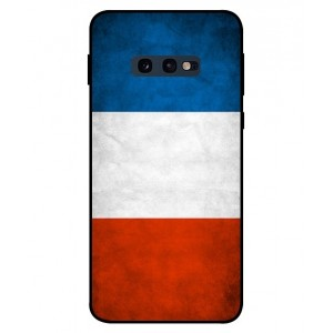 Coque De Protection Drapeau De La France Pour Samsung Galaxy S10e