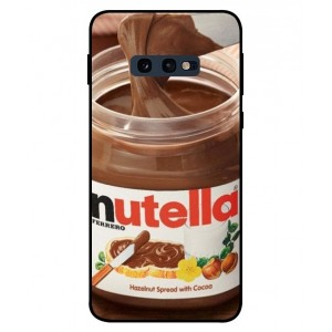Coque De Protection Nutella Pour Samsung Galaxy S10e