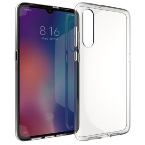 Coque De Protection En Silicone Transparent Pour Xiaomi Mi 9