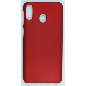 Coque De Protection Rigide Rouge Pour Samsung Galaxy M30