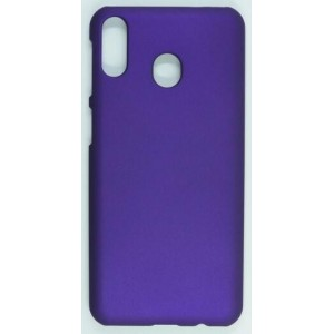 Coque De Protection Rigide Violet Pour Samsung Galaxy M30