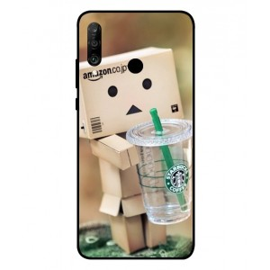Coque De Protection Amazon Starbucks Pour Huawei P30 Lite