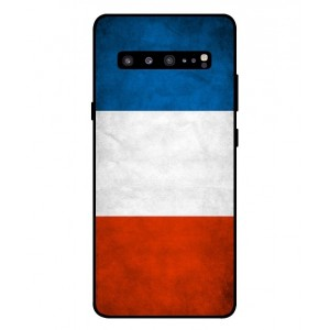 Coque De Protection Drapeau De La France Pour Samsung Galaxy S10 5G