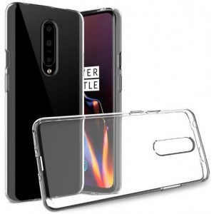 Coque De Protection En Silicone Transparent Pour OnePlus 7 Pro
