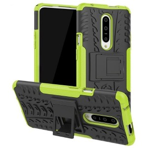 Protection Antichoc Type Otterbox Vert Pour OnePlus 7