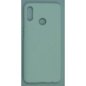 Coque De Protection Rigide Blanc Pour Huawei P Smart 2019