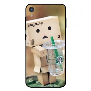 Coque De Protection Amazon Starbucks Pour Asus ZenFone Live L2