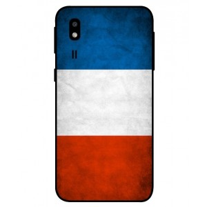 Coque De Protection Drapeau De La France Pour Samsung Galaxy A2 Core