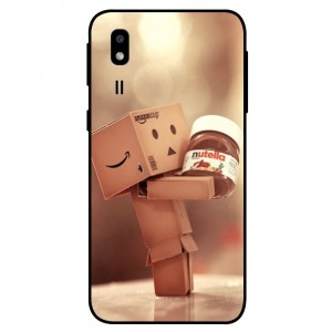 Coque De Protection Amazon Nutella Pour Samsung Galaxy A2 Core