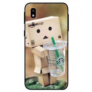 Coque De Protection Amazon Starbucks Pour Samsung Galaxy A2 Core