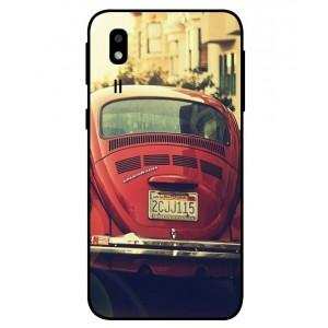 Coque De Protection Voiture Beetle Vintage Samsung Galaxy A2 Core
