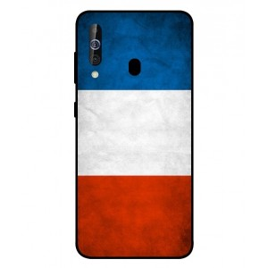 Coque De Protection Drapeau De La France Pour Samsung Galaxy A60