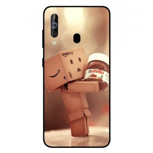 Coque De Protection Amazon Nutella Pour Samsung Galaxy A60