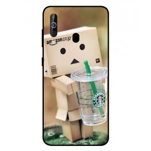 Coque De Protection Amazon Starbucks Pour Samsung Galaxy A60