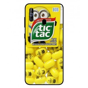 Coque De Protection Tic Tac Bob Samsung Galaxy A60