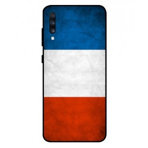 Coque De Protection Drapeau De La France Pour Samsung Galaxy A70