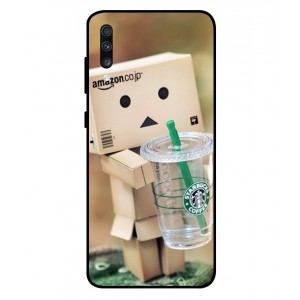 Coque De Protection Amazon Starbucks Pour Samsung Galaxy A70