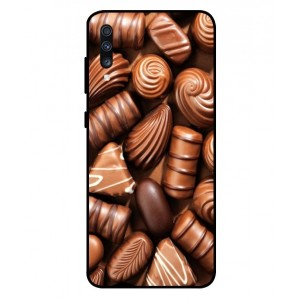 Coque De Protection Chocolat Pour Samsung Galaxy A70