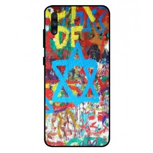 Coque De Protection Graffiti Tel-Aviv Pour Samsung Galaxy A70