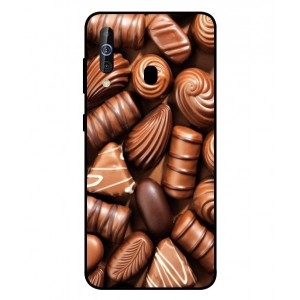 Coque De Protection Chocolat Pour Samsung Galaxy M40
