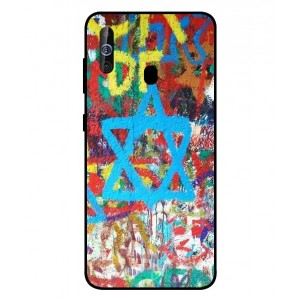 Coque De Protection Graffiti Tel-Aviv Pour Samsung Galaxy M40