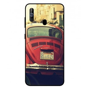 Coque De Protection Voiture Beetle Vintage Samsung Galaxy M40