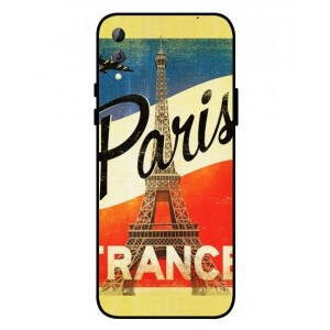 Coque De Protection Paris Vintage Pour Xiaomi Black Shark 2