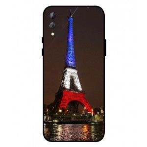 Coque De Protection Tour Eiffel Couleurs France Pour Xiaomi Black Shark 2
