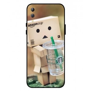 Coque De Protection Amazon Starbucks Pour Xiaomi Black Shark 2