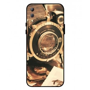 Coque De Protection Appareil Photo Vintage Pour Xiaomi Black Shark 2