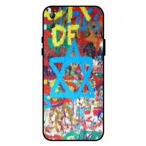 Coque De Protection Graffiti Tel-Aviv Pour Xiaomi Black Shark 2