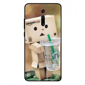 Coque De Protection Amazon Starbucks Pour Xiaomi Mi 9T