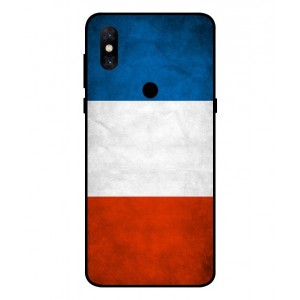 Coque De Protection Drapeau De La France Pour Xiaomi Mi Mix 3 5G