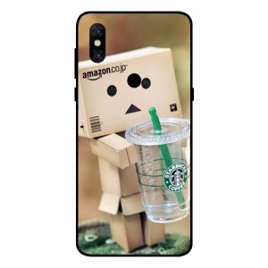 Coque De Protection Amazon Starbucks Pour Xiaomi Mi Mix 3 5G