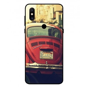 Coque De Protection Voiture Beetle Vintage Xiaomi Mi Mix 3 5G