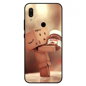 Coque De Protection Amazon Nutella Pour Xiaomi Redmi 7