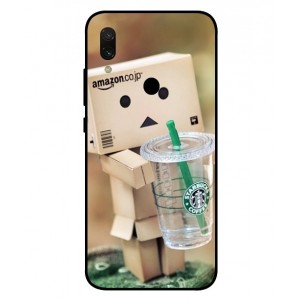 Coque De Protection Amazon Starbucks Pour Xiaomi Redmi 7