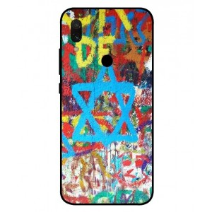 Coque De Protection Graffiti Tel-Aviv Pour Xiaomi Redmi 7