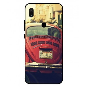 Coque De Protection Voiture Beetle Vintage Xiaomi Redmi 7