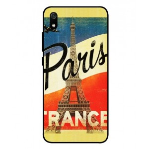 Coque De Protection Paris Vintage Pour Xiaomi Redmi 7A