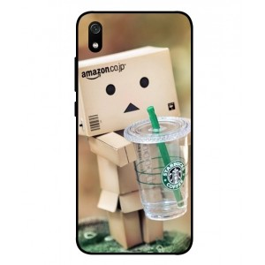 Coque De Protection Amazon Starbucks Pour Xiaomi Redmi 7A