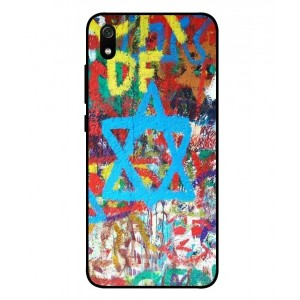 Coque De Protection Graffiti Tel-Aviv Pour Xiaomi Redmi 7A