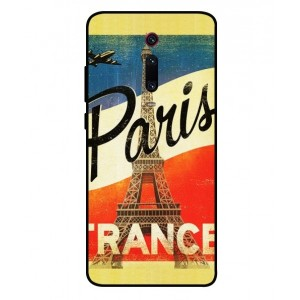 Coque De Protection Paris Vintage Pour Xiaomi Redmi K20