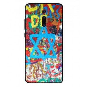 Coque De Protection Graffiti Tel-Aviv Pour Xiaomi Redmi K20