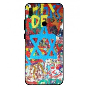 Coque De Protection Graffiti Tel-Aviv Pour Xiaomi Redmi Y3