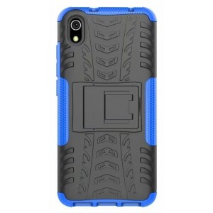 Protection Antichoc Type Otterbox Bleu Pour Huawei Honor 8S