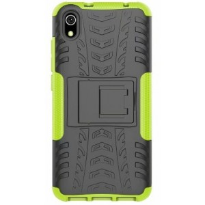 Protection Antichoc Type Otterbox Vert Pour Huawei Honor 8S