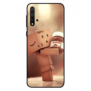 Coque De Protection Amazon Nutella Pour Huawei Nova 5